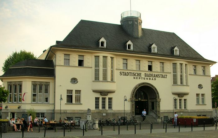 Sauna Ehrenfeld